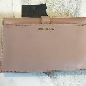 d0370709eb1 Cole Haan Bags - Cole Haan Vestry Clutch In Canyon Rose (Blush) NWT